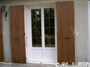 Fenêtres PVC réalisées à Occey