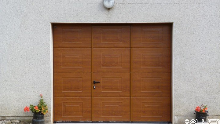 Porte de garage Cusey