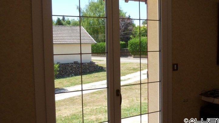 Fenêtre PVC Marcilly sur Tille
