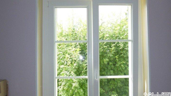 Fenêtre PVC réalisée à Selongey