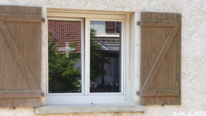 fenêtre PVC Mirebeau sur Bèze