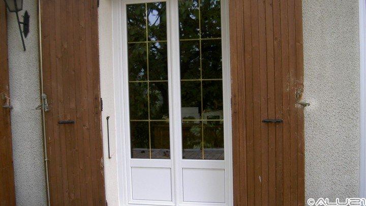 Fenêtre PVC Fontaine les Dijon