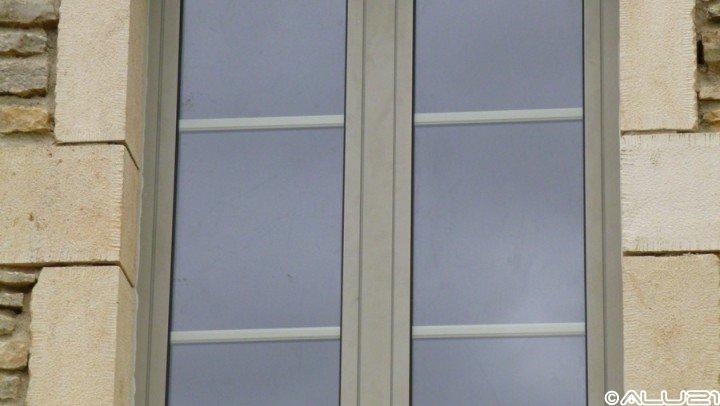 fenêtres alu Is sur Tille