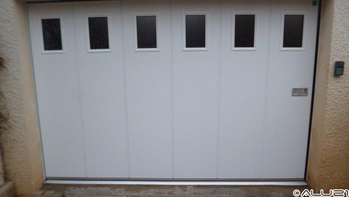 Porte de garage Messigny et vantoux